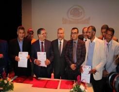 """المغرب اليوم - وزير الصناعة المغربي يؤكد أنة متفائل بحدوث """"انفراج كبير"""" في قطاع النسيج والألبسة"""