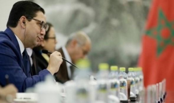 المغرب اليوم - بوريطة يؤكد أن المغرب يجدد التأكيد على انخراطه الراسخ لفائدة السلم الإقليمي