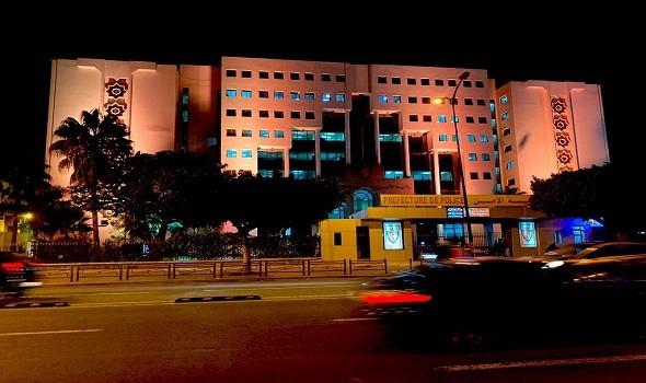 سفارة أمريكا تمنح مركبات ومعدات لمديرية الأمن المغربية