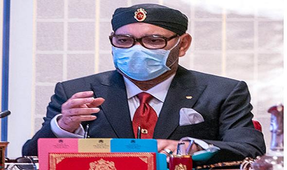 الملك محمد السادس يهنئ الرئيس الغابوني بمناسبة العيد الوطني لبلاده