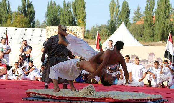 بيغ رامي يتوج بلقب مستر أولمبيا للعام الثاني على التوالي