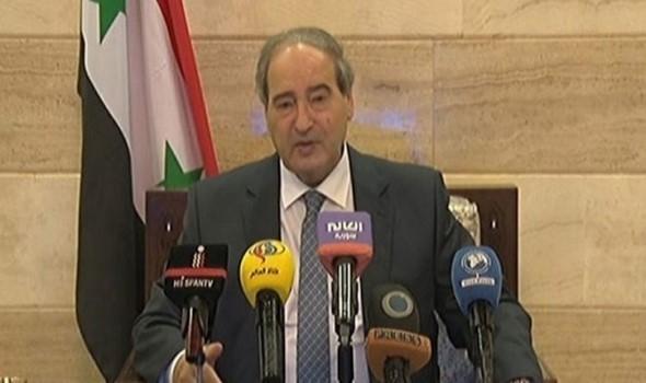 الأردن وسوريا يبحثان تعزيز التعاون وضمان أمن الحدود