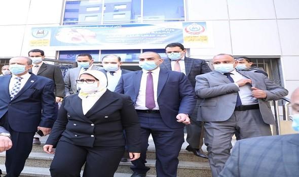 المغرب اليوم - توقيف مسؤول كبير بوزارة الصحة المصرية يروج المخدرات عبر