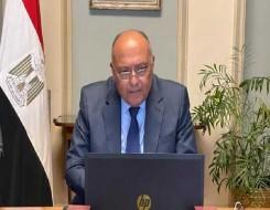المغرب اليوم - شكري وبلينكن يتفقا على أهمية المفاوضات بأزمة سد النهضة