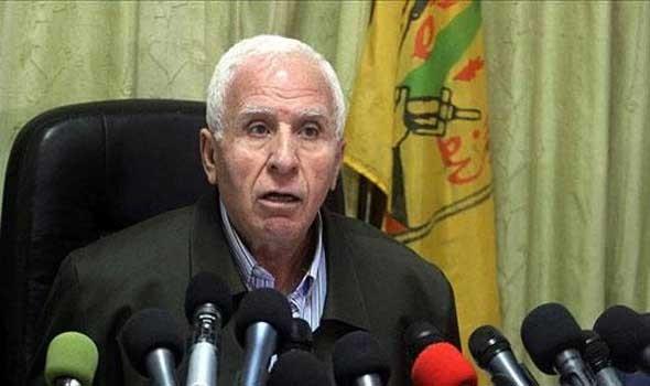 عزام الأحمد يؤكد أن لا إعادة إعمار في غزة من دون حكومة اشتية ومع استمرار الانقسام