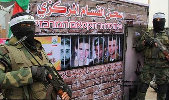 حماس قصف غزة محاولة من الاحتلال للتغطية على عجزه وفشله بعد عملية سجن جلبوع