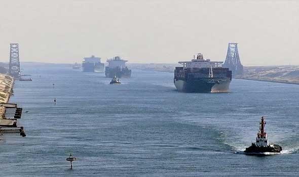 قناة السويس ثاني أكبر الشركات اللوجيستية في الشرق الأوسط