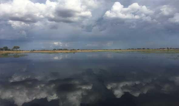 مديرية الارصاد الجوية تعلن عن سحب منخفضة كثيفة مع أمطار ضعيفة في مناطق المملكة