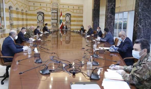 المغرب اليوم - ميقاتي يؤكد وضع إعادة إعمار مرفأ بيروت ضمن أولويات الحكومة الجديدة