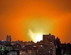المغرب اليوم - مستوطنون يطلقون النار على المسجد الكبير في مدينة اللد المحتلة.