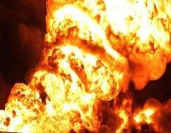 """المغرب اليوم - حريق يلحق خسائر كبيرة بسوق """"بلاص دارم"""" في مكناس"""