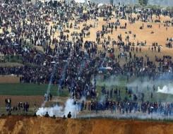 المغرب اليوم - كتائب القسام توجه الآن ضربة صاروخية كبيرة بـ100 صاروخ لعسقلان المحتلة رداً على استهداف المدنيين الآمنين وقصف البنية التحتية والمنشآت المدنية