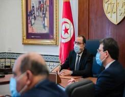 المغرب اليوم - مظاهرات حاشدة في تونس مناهضة لحكومة المشيشي ولحركة