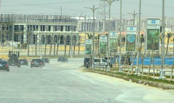 صورة فضائية مبهرة لـمدينة المعرفة في مصر تشعل مواقع التواصل