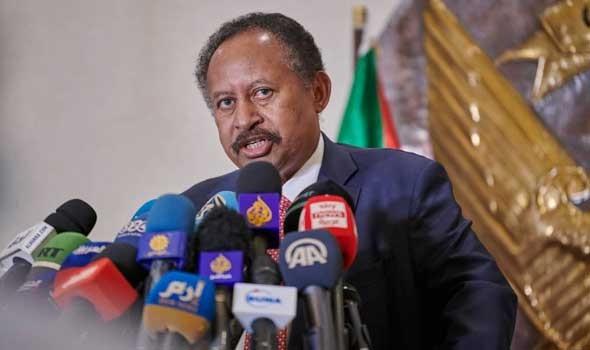 أزمة الحكم في السودان تتفاقم وحمدوك يؤكد على ضرورة الالتزام بالوثيقة الدستورية