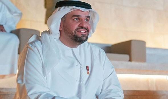 حسين الجسمي يُغني رائعة الشيخ زايد الشعرية في افتتاحية إكسبو دبي 2020