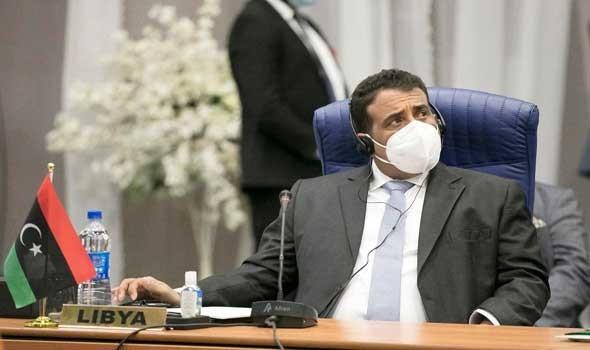 رئيس المجلس الرئاسي الليبي يزور قطر