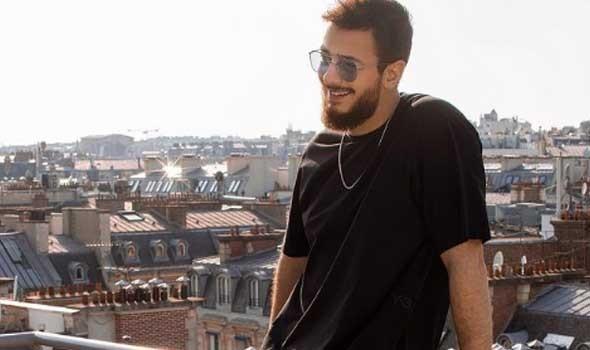 سعد لمجرد يفاجئ جمهوروة بتحضيرة لديو غنائي جديد