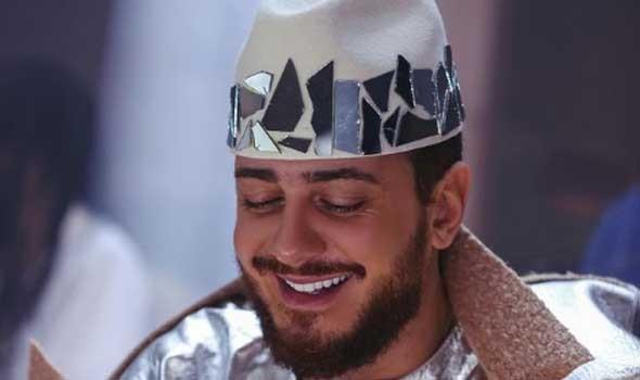 الفنان المغربي سعد لمجرد يوجه رسالة لحاتم عمور
