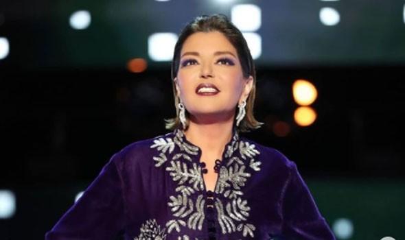 نجل الفنانة المغربية سميرة سعيد يوجه رسالة خاصة لها