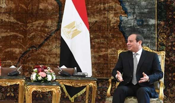 الرئيس السيسي يؤكد أن الإعلام والثقافة والفنون ضمن أولويات الدولة
