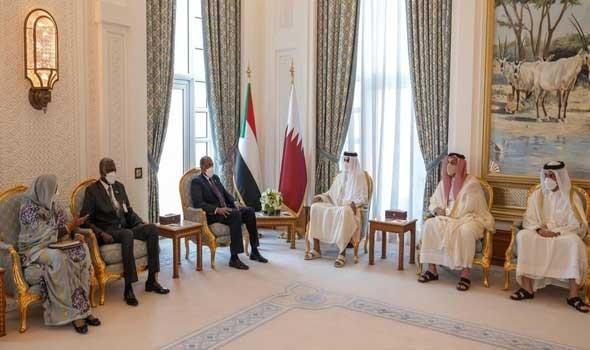 اجتماع مصري ـ قطري في الدوحة والتوقيع على مذكرات تفاهم