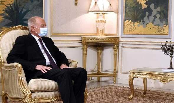جامعة الدول العربية تدعم جهود الإمارات لاستضافة مؤتمر cop28 لتغير المناخ