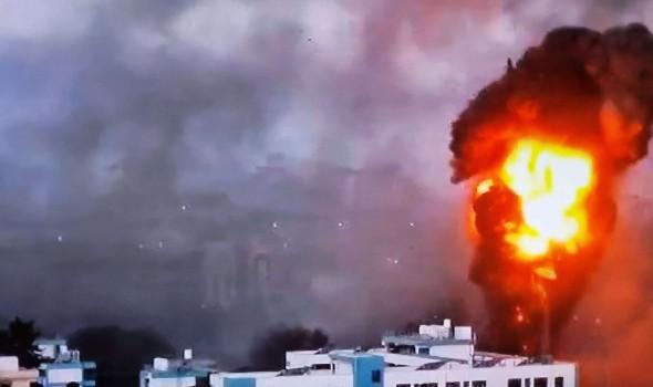 المغرب اليوم - إسرائيل تقصف مواقع لحماس في قطاع غزة