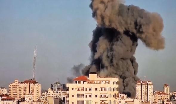 المغرب اليوم - طائرات الاحتلال تقصف موقعًا للمقاومة جنوب قطاع غزة