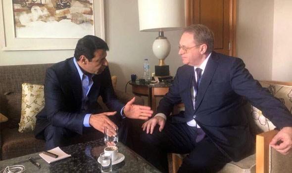 المغرب اليوم - روسيا تناقش مع جامعة الدول العربية تعزيز التعاون لتسوية الأزمات والصراعات
