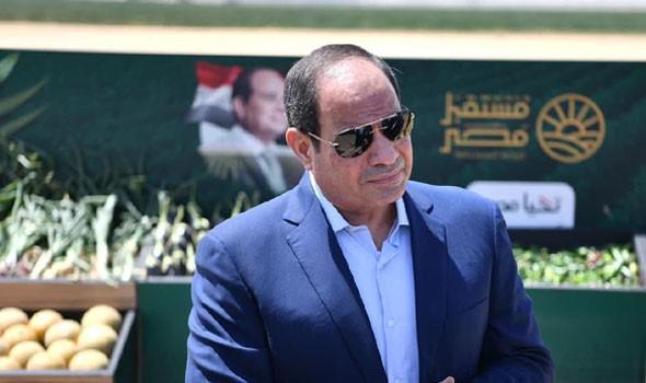 المغرب اليوم - السيسي يتحدث عن إنجاز بيئي لم يحدث منذ 600 سنة في مصر