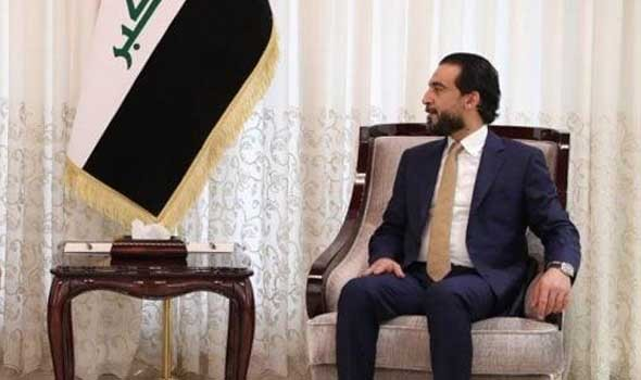 المغرب اليوم - الحلبوسي يؤكد أهمية مراقبة الاتحاد الأوروبي للانتخابات العراقية