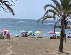 المغرب اليوم - شاطئ كيمادو يعد قبلة سياحية متميزة لساكنة الحسيمة وزوارها