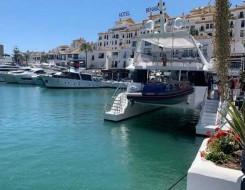 المغرب اليوم - ميناء الداخلة يعلن عن مواكبة للرفع بمستوى العلاقات الاقتصادية