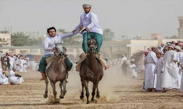 تتويج 24 حصانا من أجود الخيول المغربية في نهاية الملتقى الوطني للخيول العربية البربرية