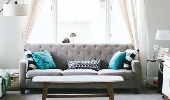 أفكار بسيطة لتجديد غرفة الضيوف لمنزل عصري