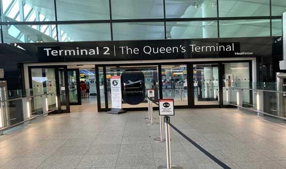 انخفاض حركة النقل عبر مطار فاس سايس ب 35%