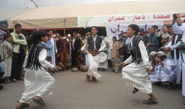 الموسيقى تعود إلى حضرموت اليمنية لترسل عبر الفن رسالة سلام ولتقاوم طبول الحرب