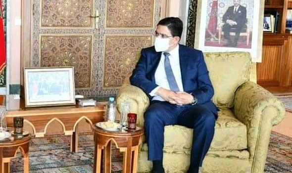 المغرب اليوم - سفراء جدد يقدمون لبوريطة نسخا من أوراق اعتمادهم