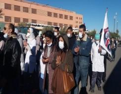 المغرب اليوم - مكفوفون في مراكش يحتجون ضد التربية الدامجة