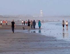 """المغرب اليوم - حملة """"بحر بلا بلاستيك"""" تصل إلي  مدينة الداخلة"""