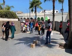 المغرب اليوم - موكب جنائزي حاشد يودع السياسي الراحل عبد الوهاب بلفقيه في نواحي كلميم