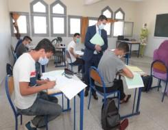 المغرب اليوم - احتجاج الأساتذة العاطلين يستنفر الأمن أمام استئنافية مراكش