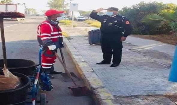 قصة عامل نظافة فلسطيني في تحدي كسب الرزق