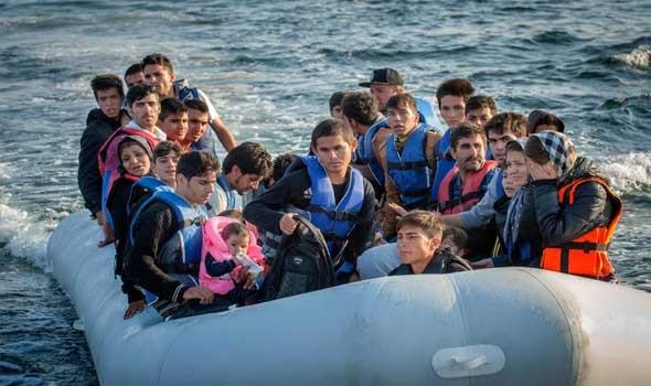 الحرس المدني الاسباني ينقذ عشرة مغاربة من عرض المتوسط