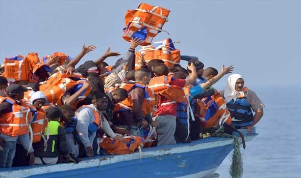 """ركاب """"قارب للهجرة السرية"""" يعتدون على صياد في  إقليم الجديدة"""