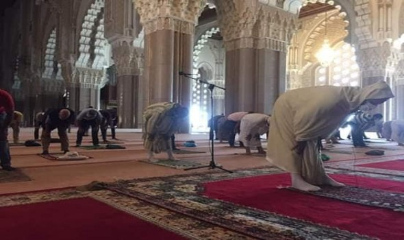 مواعيد الصلاة في المغرب اليوم الخميس 14 تشرين الأول  أكتوبر 2021