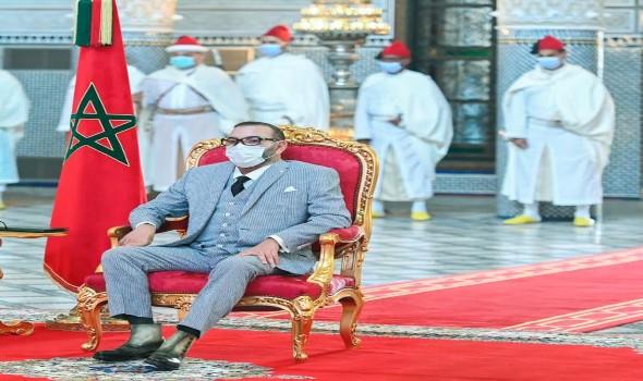 العاهل المغربي محمد السادس شهد هذا العام العديد من الاحداث القوية من بينها الصحراء وإسبانيا