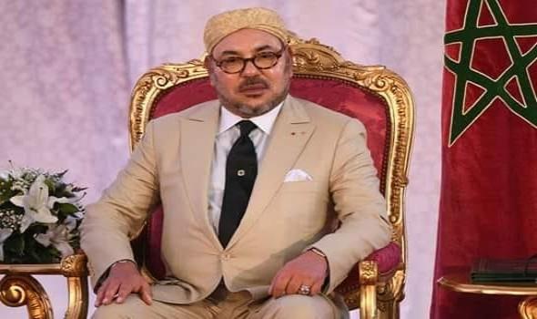 جلالة الملك يدعو الرئيس الجزائري للعمل سويا في أقرب وقت يراه مناسبا لتطوير العلاقات بين الشعبين