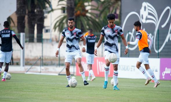 شباب المحمدية يتغلب على ضيفه الفتح الرياضي بهدفين في الجولة الافتتاحية من البطولة